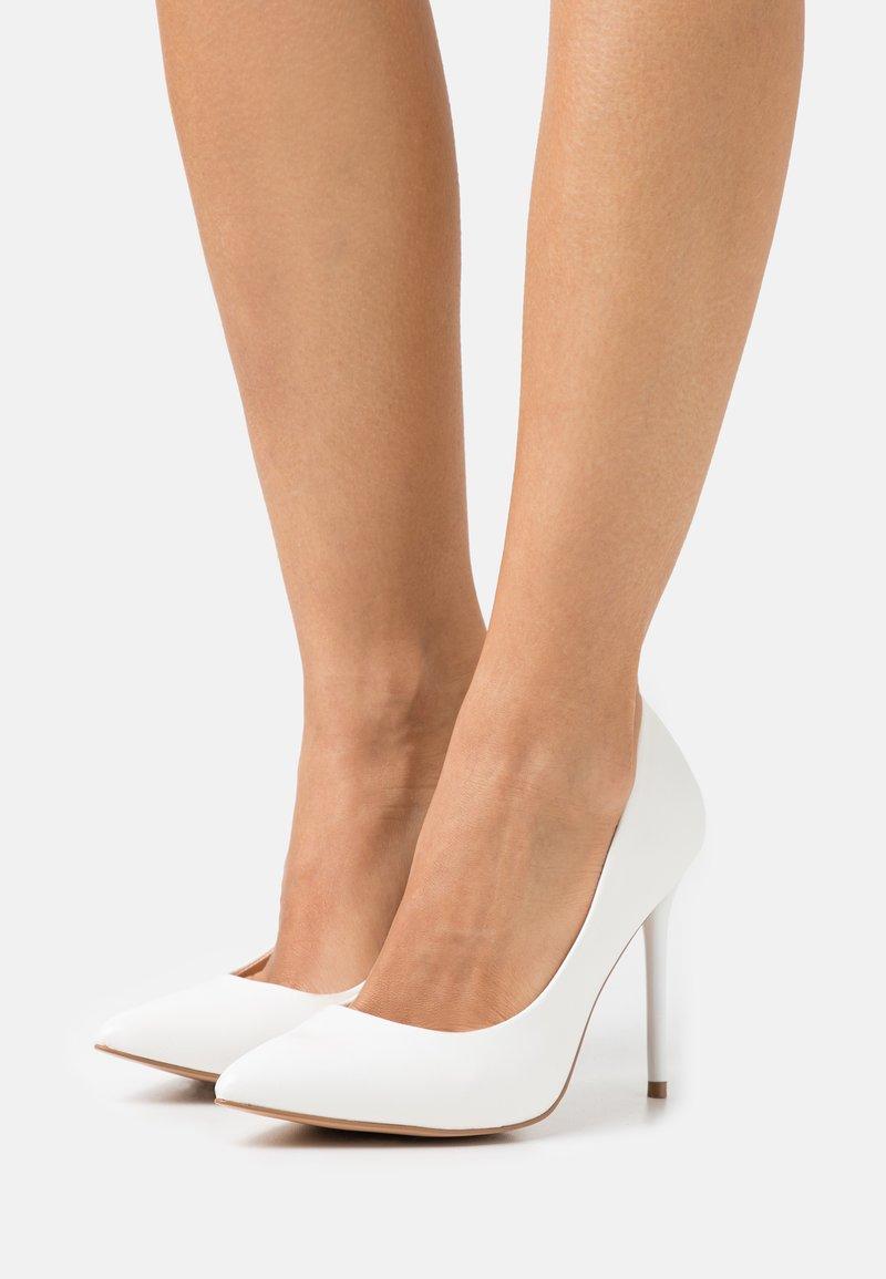 Even&Odd - High heels - white