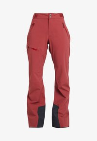 Haglöfs - STIPE PANT - Bukse - brick red - 5
