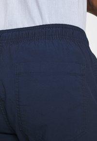 TOM TAILOR - LIGHTWEIGHT - Shorts - sailor blue - 4