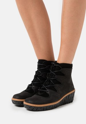 Ankle boots - pleasant black