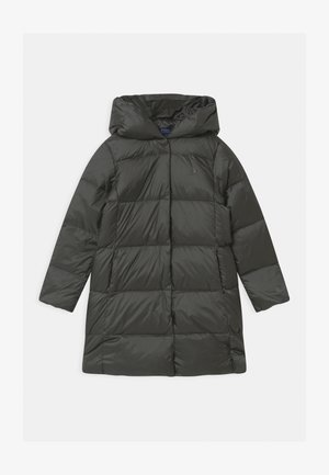CHANNEL OUTERWEAR - Down coat - magnum grey