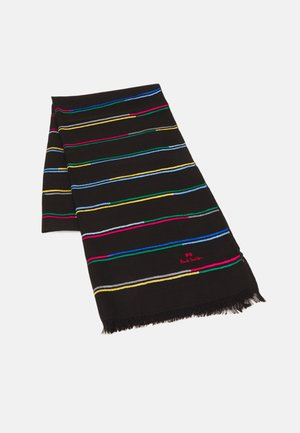 MEN SCARF - Šátek - black