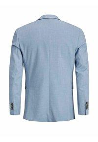Jack & Jones PREMIUM - SLIM FIT - Blazer jacket - chambray blue - 7