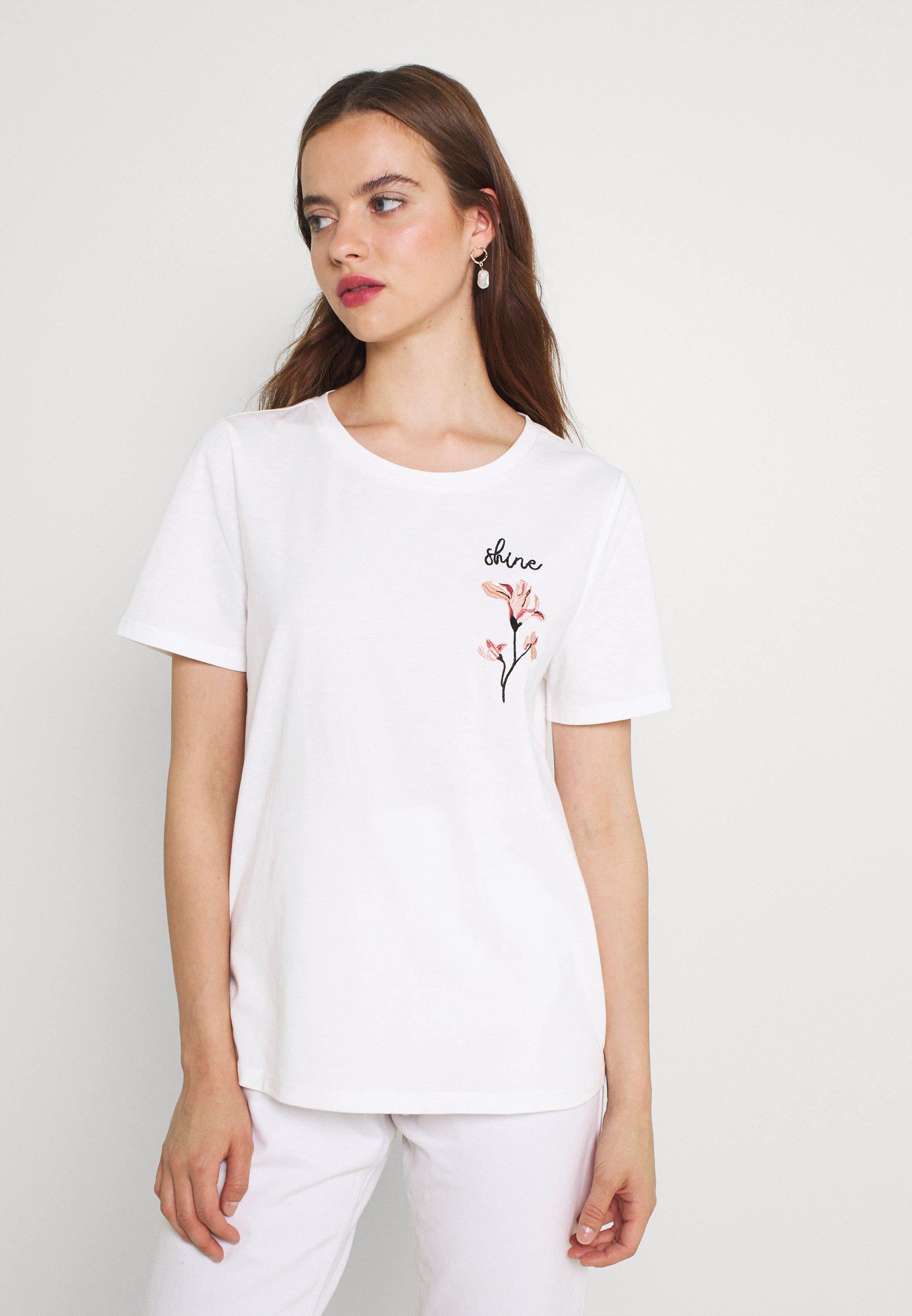 Women VISHINE EMBROIDERY  - Print T-shirt