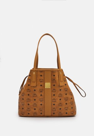 PROJECT SHOPPER - Handtas - cognac