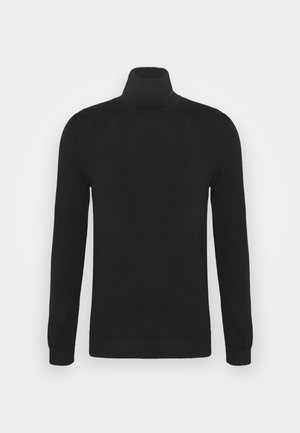SAN THOMAS - Sweter - black