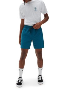 Vans - MN PRIMARY VOLLEY II - Shorts - moroccan blue - 0
