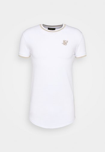 YARN TEE - Basic T-shirt - white