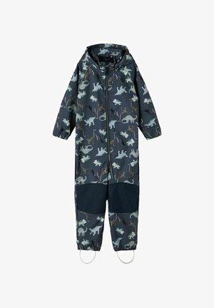 Jumpsuit - ombre blue