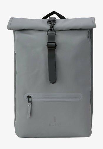 ROLL TOP - Zaino - grey
