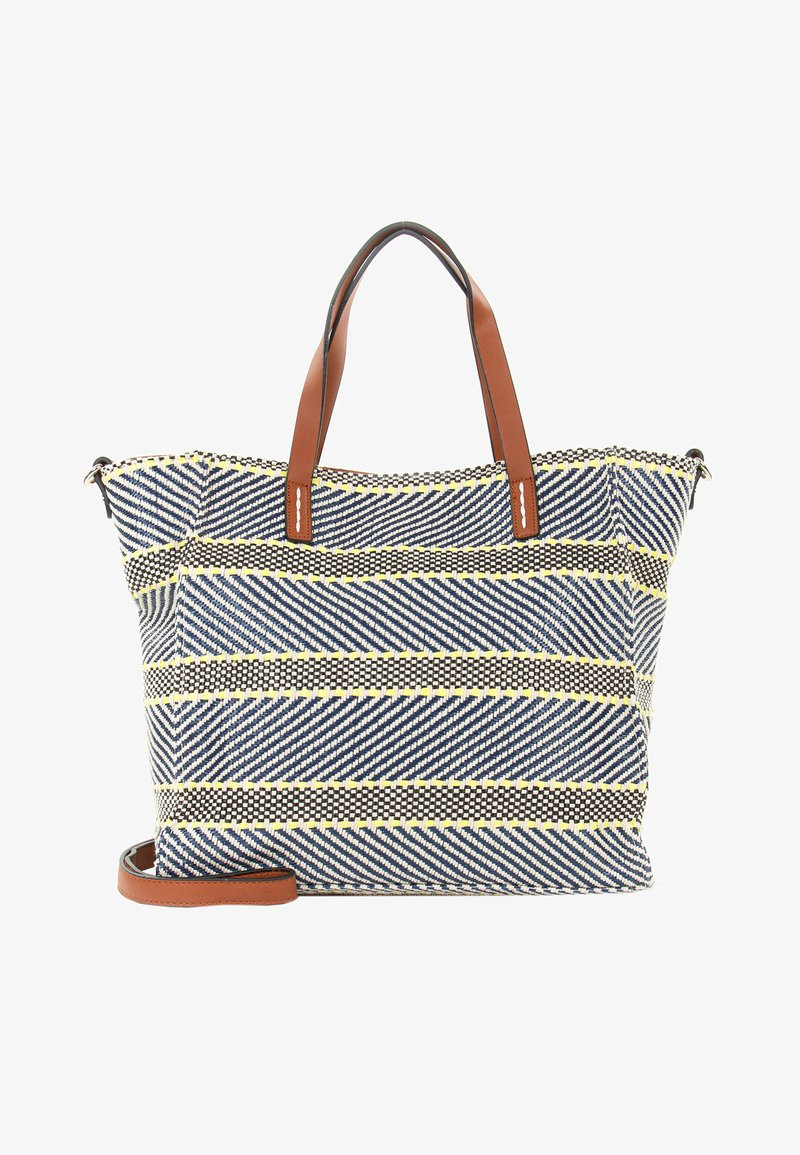 SURI FREY - Tote bag - blue