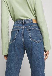 Weekday - LASH STANDARD - Jeans a sigaretta - standard blue - 4