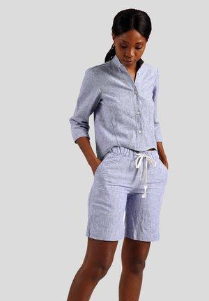 SOMMERSHORTS - Shorts - blau