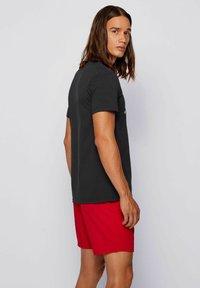 BOSS - T-shirt print - black - 1