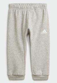 adidas Performance - SET - Hoodie - grey - 2
