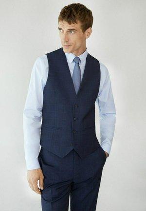 Veste sans manches - dunkles marineblau