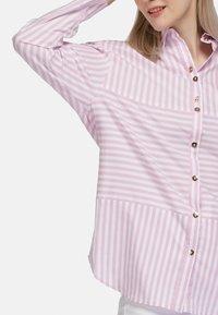 HELMIDGE - Button-down blouse - rosa - 2