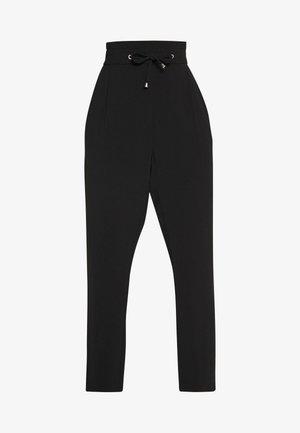 VIMIZZAN PANTS - Trousers - black