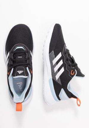 RAPIDARUN ELITE PRIMEBLUE - Juoksukenkä/neutraalit - core black/footwear white/easy blue