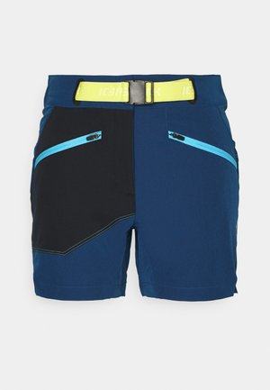 DIEPPE - Korte sportsbukser - navy blue