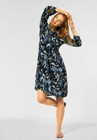 Street One - Shirt dress - schwarz - 0