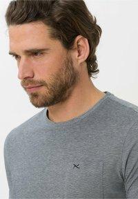 BRAX - Basic T-shirt - marine - 4