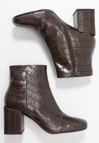 EDITED - GARETH - Ankle boots - brown - 3