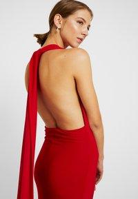 Club L London - Společenské šaty - red - 4