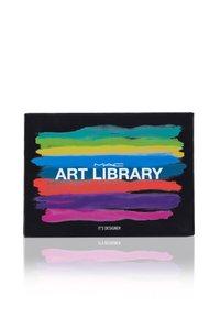 MAC - ART LIBRARY - Eyeshadow palette - it's designer - 4
