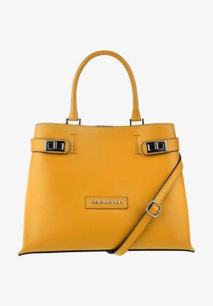 RESTANO - Handbag - yellow