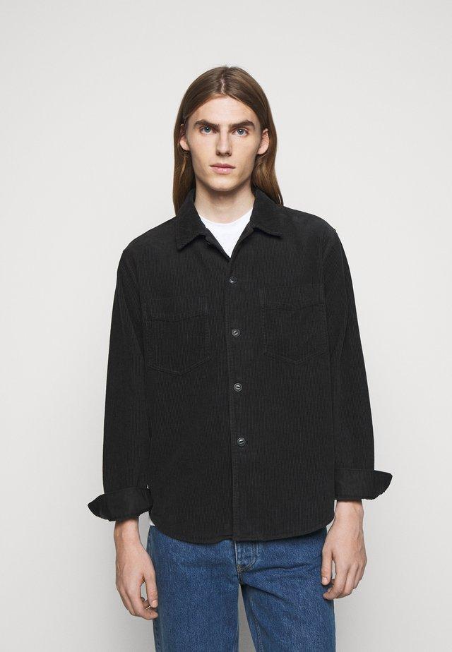 HEATH  - Shirt - black