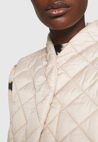 Lindex - VEST VENDELA - Waistcoat - light beige - 4