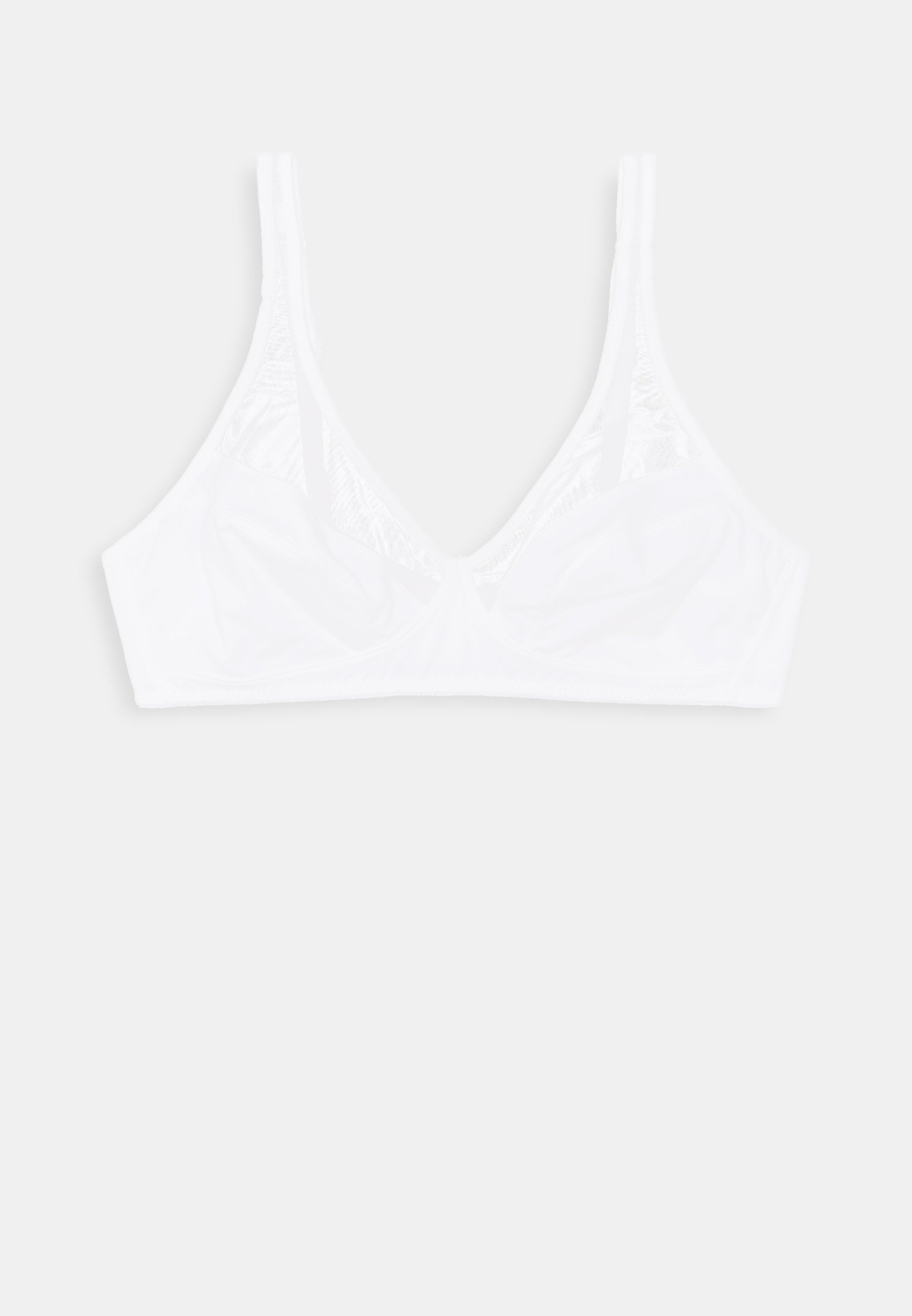 Women GENEROUS WIRELESS BRA - Triangle bra