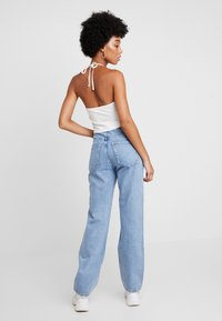 Weekday - VOYAGE - Relaxed fit jeans - pen blue - 2