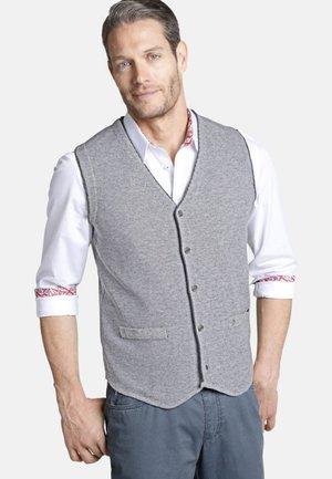 KEVAN - Waistcoat - light grey
