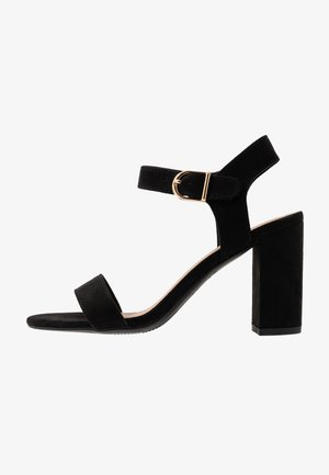 VIMS - High heeled sandals - black