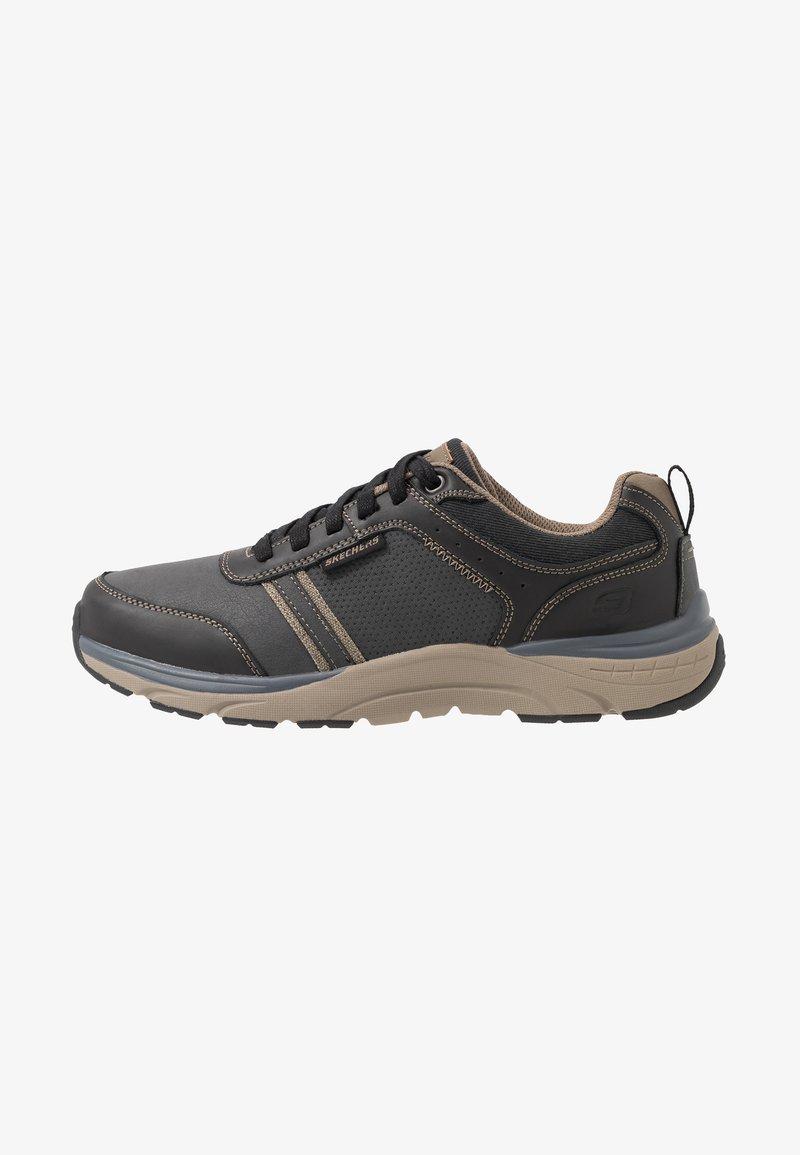 Skechers - SENTINAL - Sneaker low - black