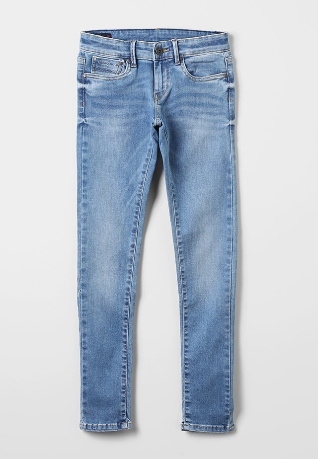 PIXLETTE - Jeans Skinny Fit - light-blue denim