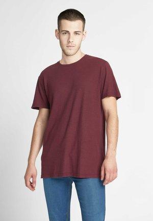 RUCK - T-shirt basic - plum