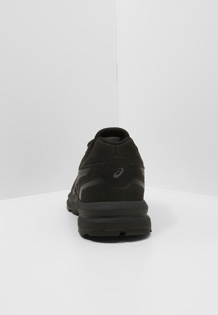 Prohibir Desviación Recurso  ASICS GEL-MISSION 3 - Neutral running shoes - black/carbon/phantom/black -  Zalando.co.uk