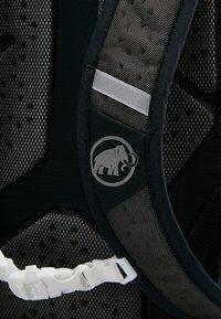 Mammut - LITHIUM PRO - Hiking rucksack - white/black - 7