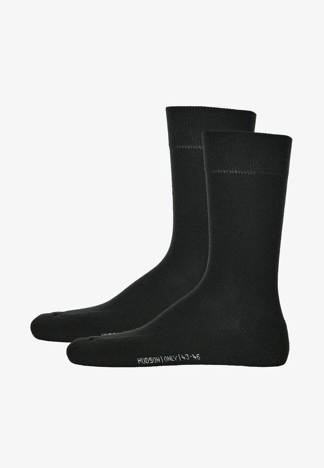 2-PACK - Socks - schwarz