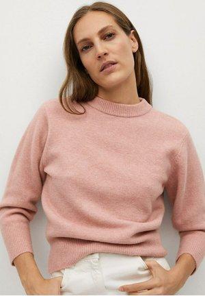 ARENA - Strickpullover - rosa pastel