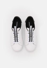 Emporio Armani - Tenisky - white/black - 4