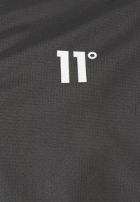 11 DEGREES - ASTRO FULL ZIP JACKET - Summer jacket - black - 3