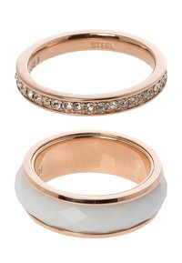 Fossil - CLASSICS - Ring - rosegold-coloured - 2