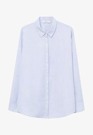 OXFORD - Button-down blouse - hemelsblauw