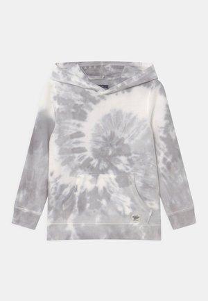 TIE DYE HOODIE - Sweater - white