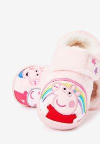 Next - PEPPA PIG CUPSOLE SLIPPERS - Domácí obuv - pink - 1