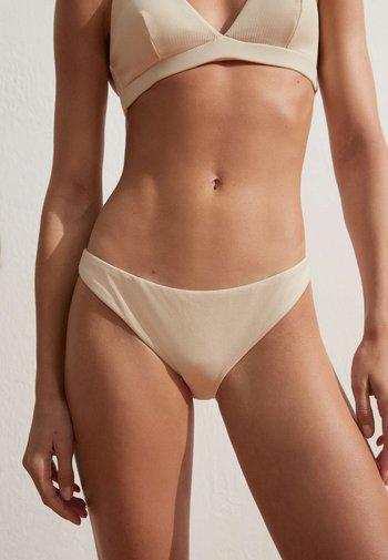 BRAZILIAN  - Bikini bottoms - white